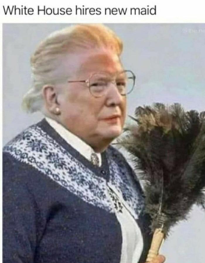 Mrs Trumpfire