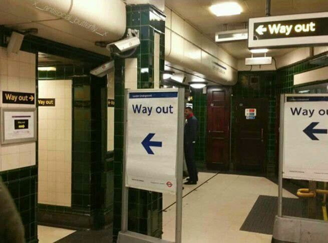 Way out (way out)