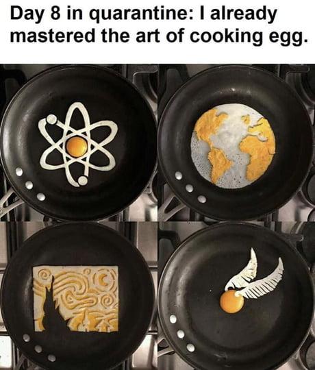 Nice ways to cook an egg