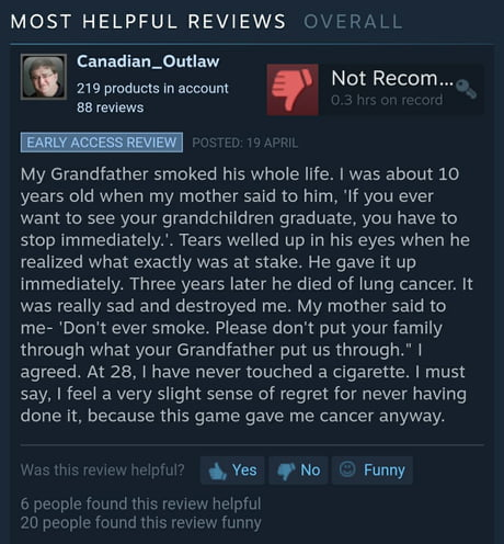 Would You Download A Free Steam Game Though It Got Mostly Negative Reviews The Game Is Red Gate By The Way 9gag