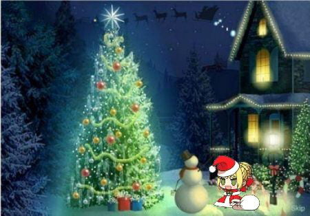 IT'S CHRISTMAS THE COUNTDOWN IS OVER (GMT+2)