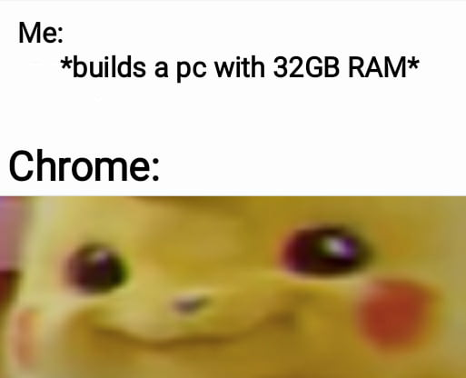 Chrome pls don't