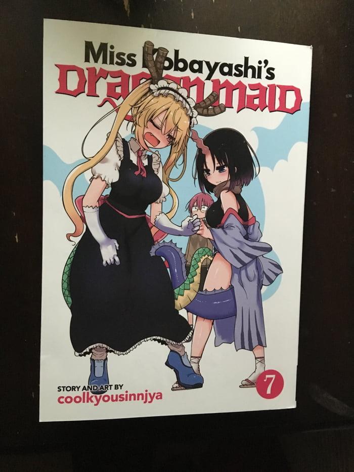 Miss Kobayashi's Dragon Maid Vol 7 released 10/6/18. I can has season 2 now please?