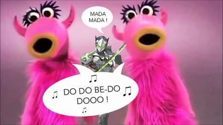 Genji Goes All Mahna Mahna Er Mada Mada 9gag Genji mada mada is on facebook. 9gag