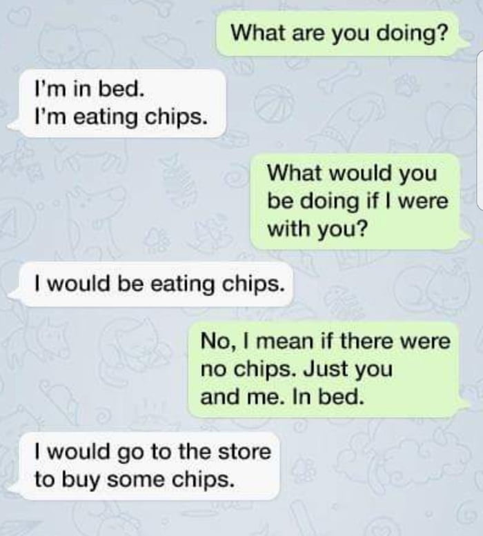 Chips is love