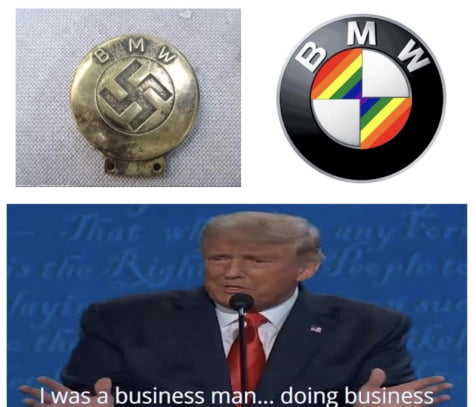 Y'know just business