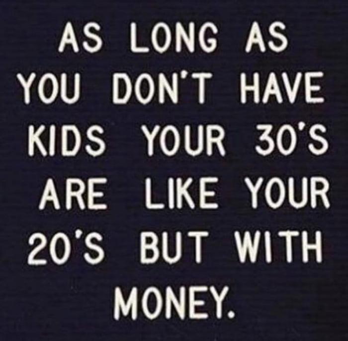That's kinda true