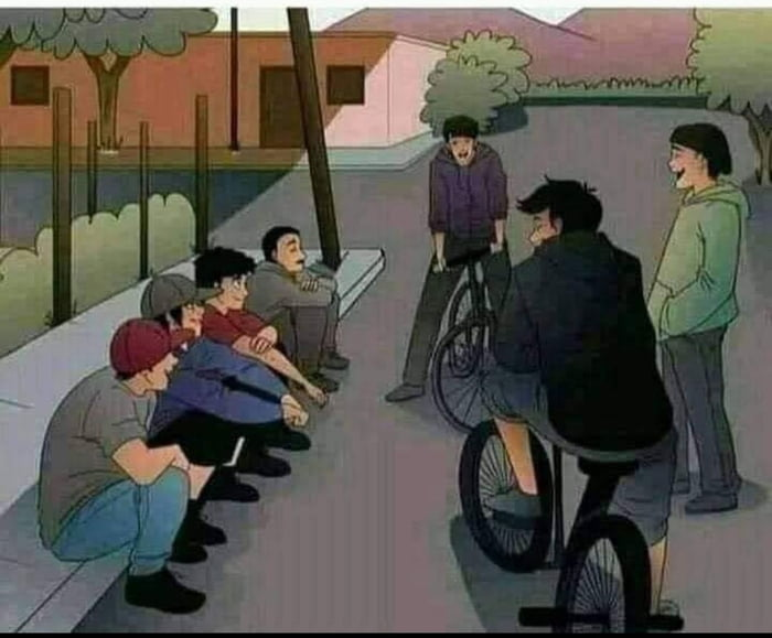 Childhood before internet