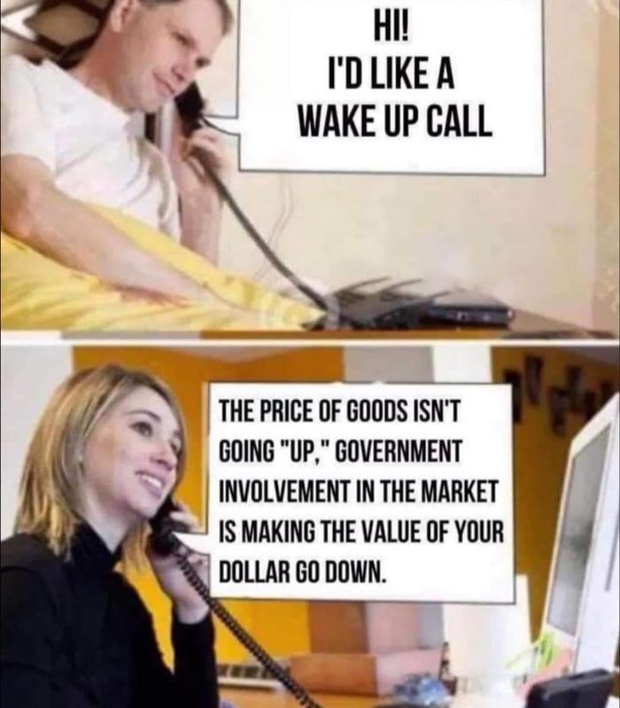 Economics are so funny