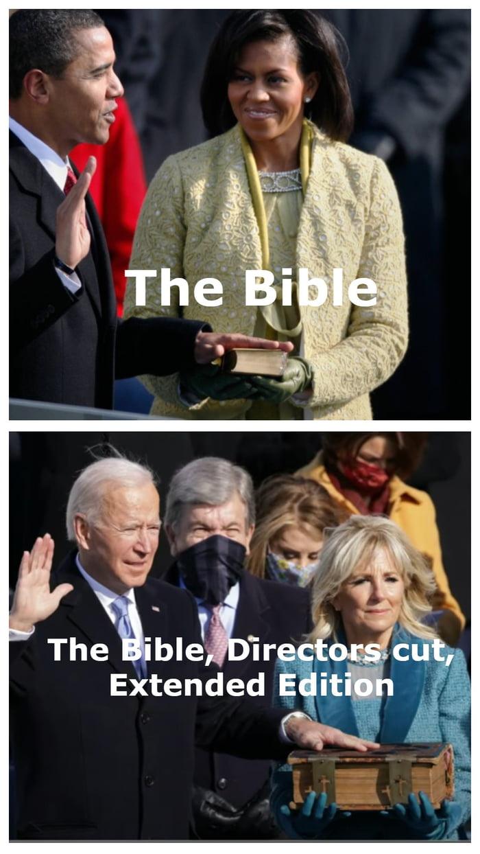ChunkY Biden Bible
