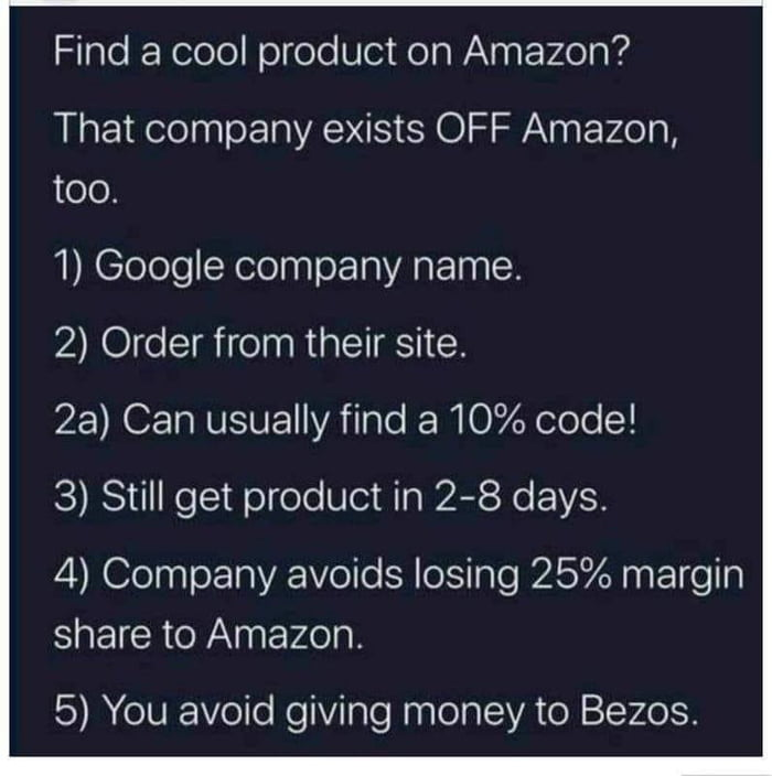 Finding a product on Amazon