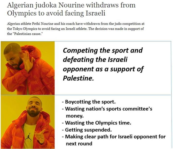 Muslims Athletes Revenge