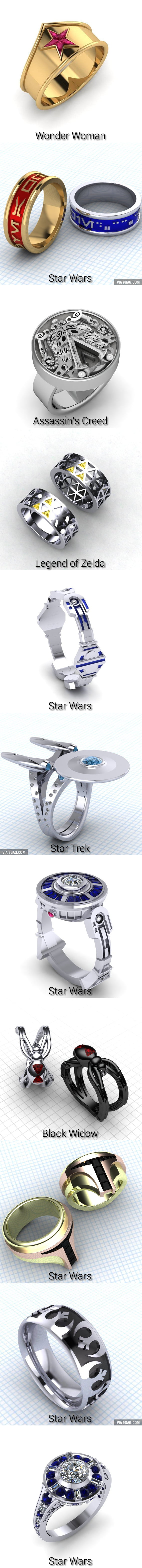 il bit decor game rings fullxfull ideas engagement gamer promise ring nerd nerdy wedding video
