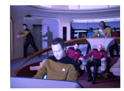 Star Trek Stabilized
