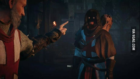 So I Found A Glitch In Assassin S Creed Unity 9gag