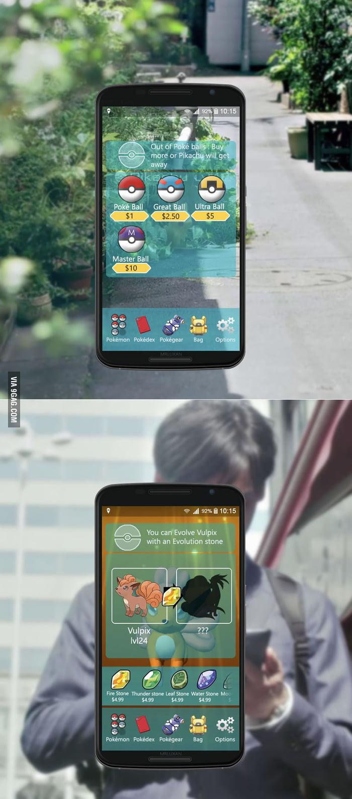 Pokemon GO - Pricing Model