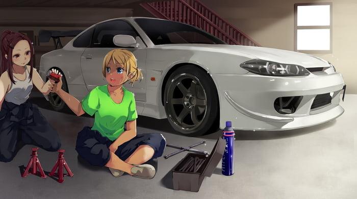 Girls & Cars #7