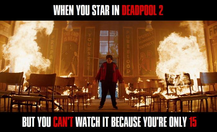 Julian Dennison in Deadpool 2