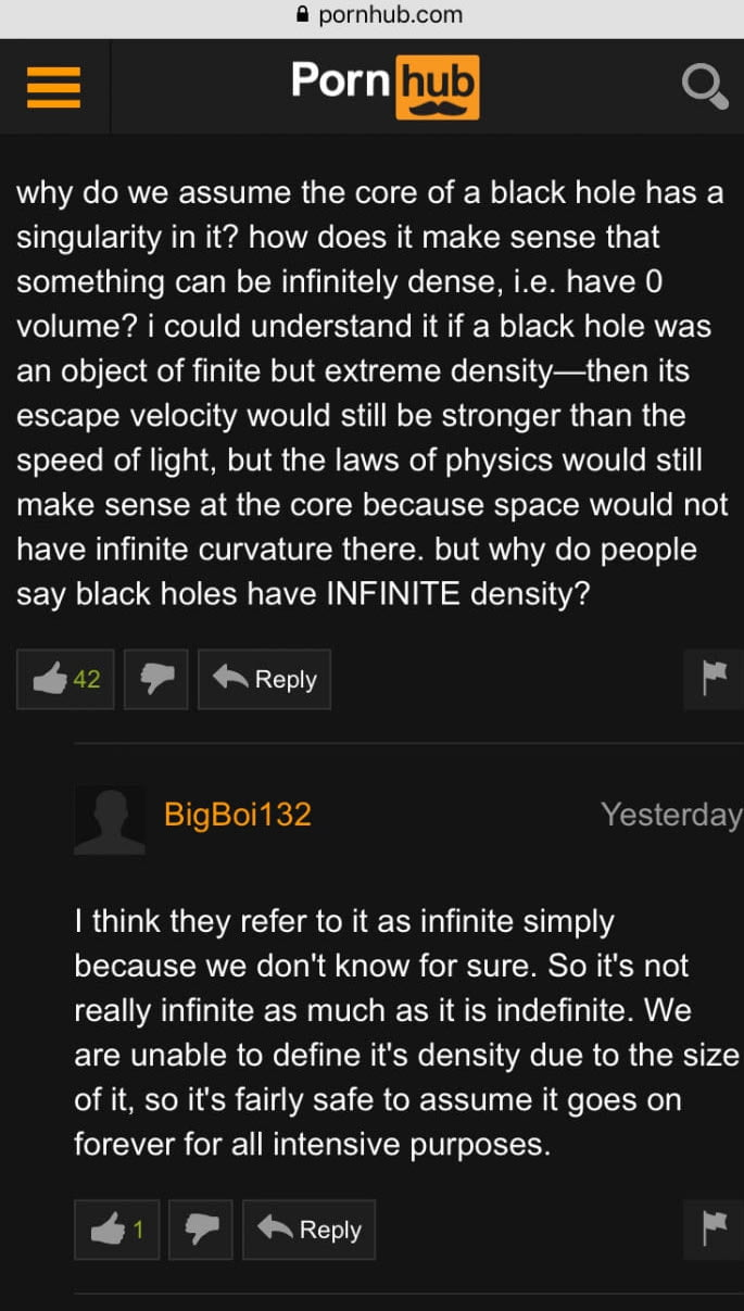 Wtf is pornhub