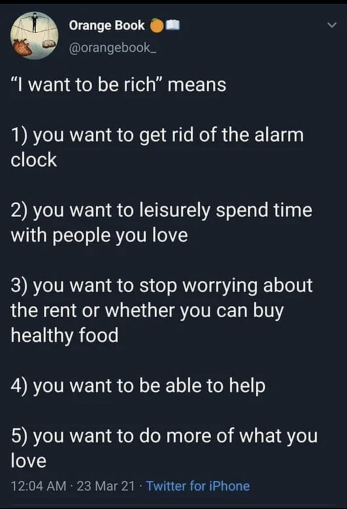 This isn't too much to ask for, really