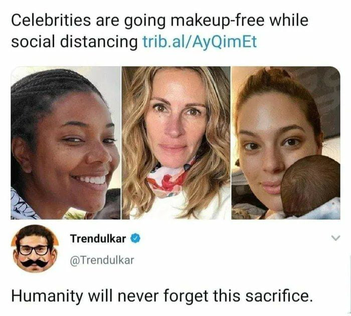 The Pandemic isn't exactly over but never forget the celeb cringe that it brought about. Gal Gadot I'm looking at you in particular..