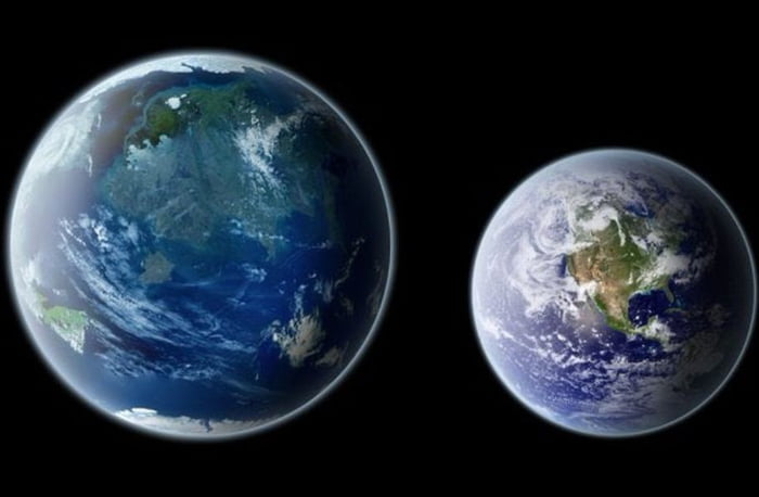 According to an index developed in 2015, the Earth is not the most habitable planet discovered in the Universe. Kepler-442b, a rocky exoplanet 1,206 light years from Earth, has a rating of 0.836. Earth is at 0.829.