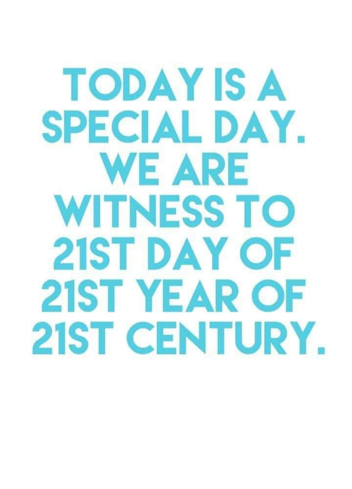 Special Day Today.!!!
