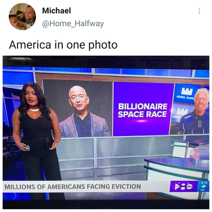 America in one photo