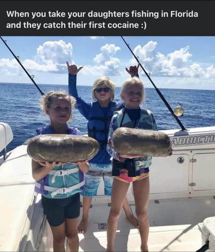 The classic fish of florida..
