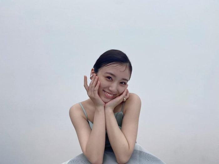 Photo : 210911 Yabuki Nako Twitter Update