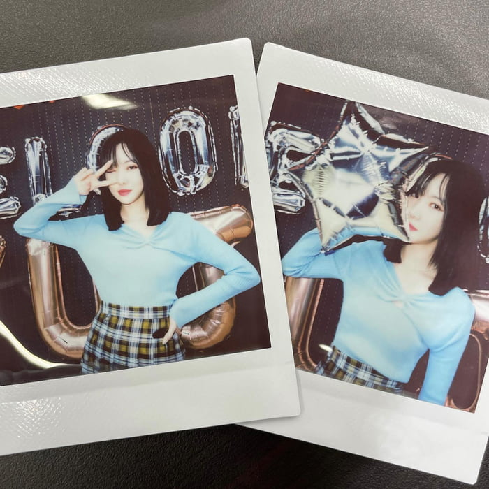 Photo : Yuju Instagram Update