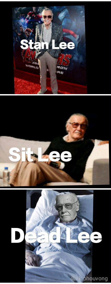 Poor Lee