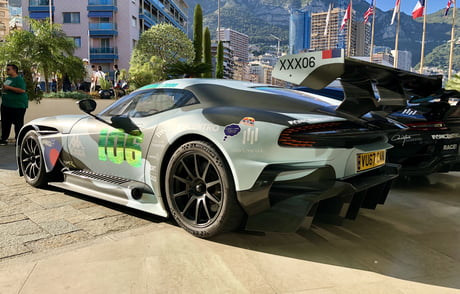 Road Legal Aston Martin Vulcan Only One In The World Monaco Gumbal 3000 9gag