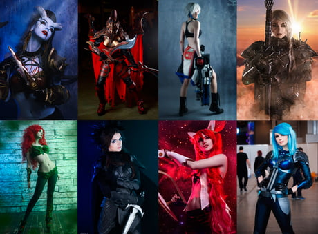 Cosplay Compilation