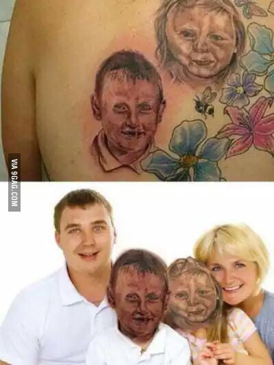 Tattoo Gone Wrong 9gag Some of the worst tattoos you will ever see. tattoo gone wrong 9gag
