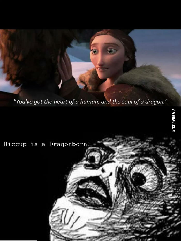 Me and my boyfriend said this at the exact same time as we watched it for the first time...such awesome