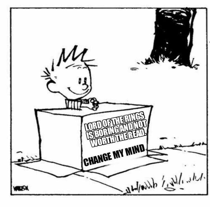 Calvin knows what's up