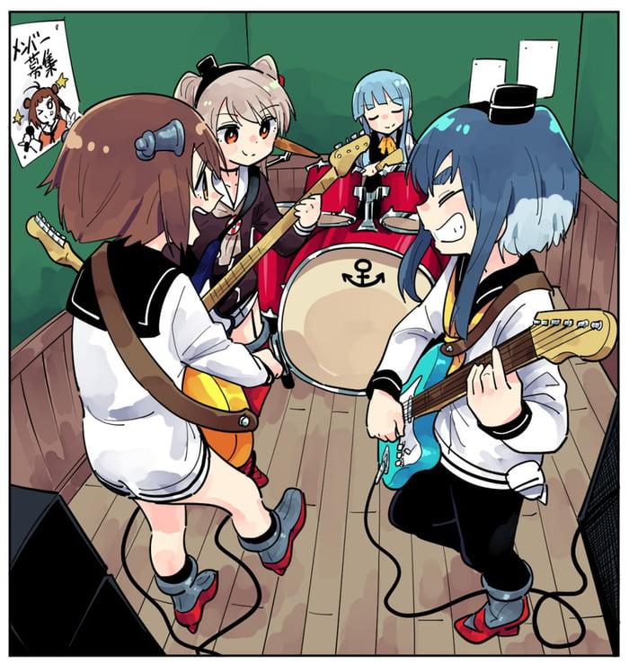 Band of the 'kazes.