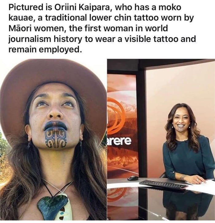 If its traditional tattoo