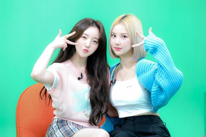 Photo : Kei & Eunha