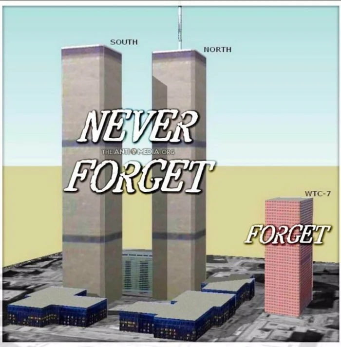 Never forget to forget..