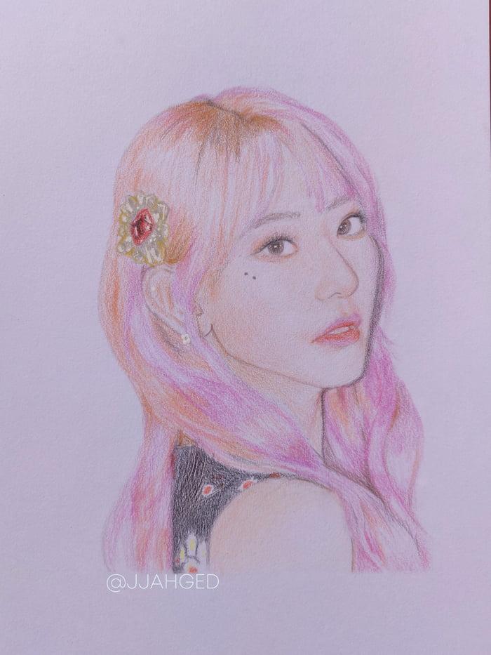 Photo : (Fanart) Sakura Miyawaki