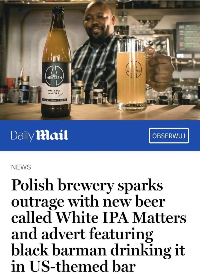 BLM in Poland? B..ch please