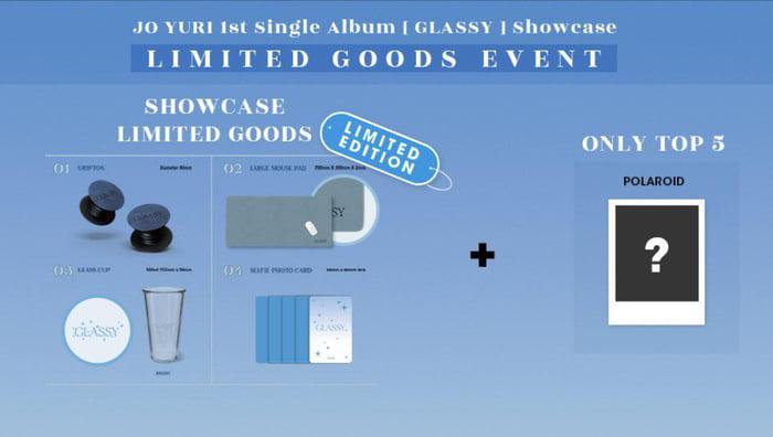 Photo : 211006 Jo YuRi 1st Single Album Showcase Limit Goods Event