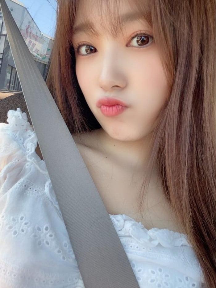 Photo : 210719 - Yabuki Nako Instagram Story Update (Cropped)