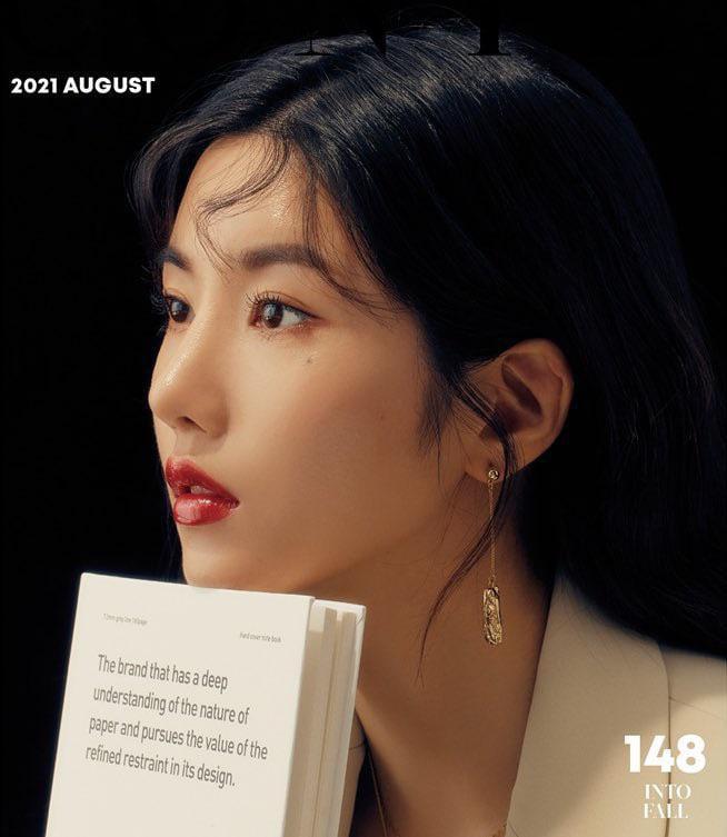 Photo : 210719 Kwon Eunbi X Singles Magazine