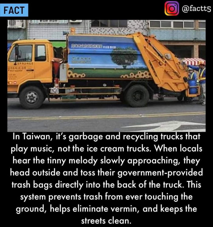 An idea that many countries could and should do