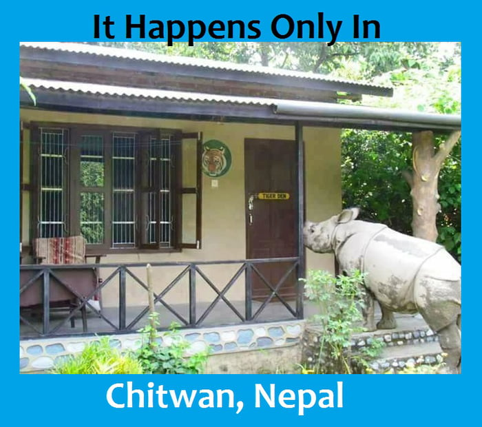It Happens Only in Nepal