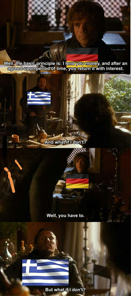 Greece right now