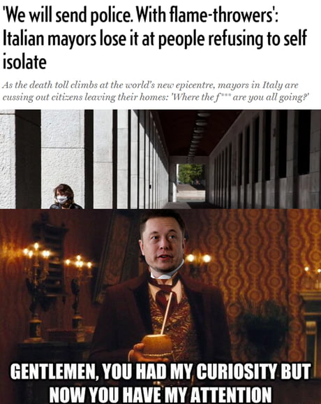 *Elon Musk has entered the chat*